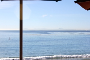 Look at how clearly you can see Catalina!